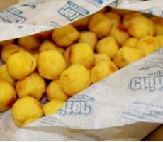Картофельные шарики 0, 4 кг